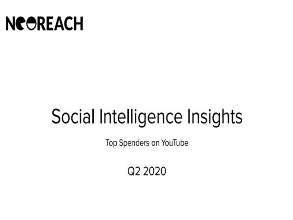 2020年第二季度YouTube红人推广报告