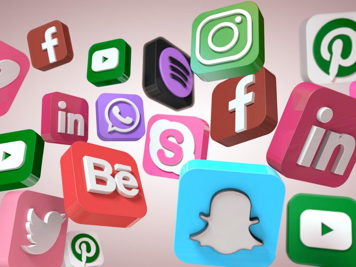 海外网红推广:用户花在社交媒体上的时间?