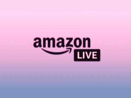 Amazon live 直播,找海外网红了吗?