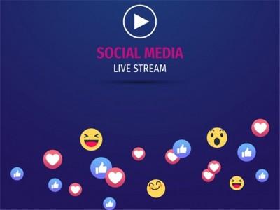 YouTube Live Facebook Live