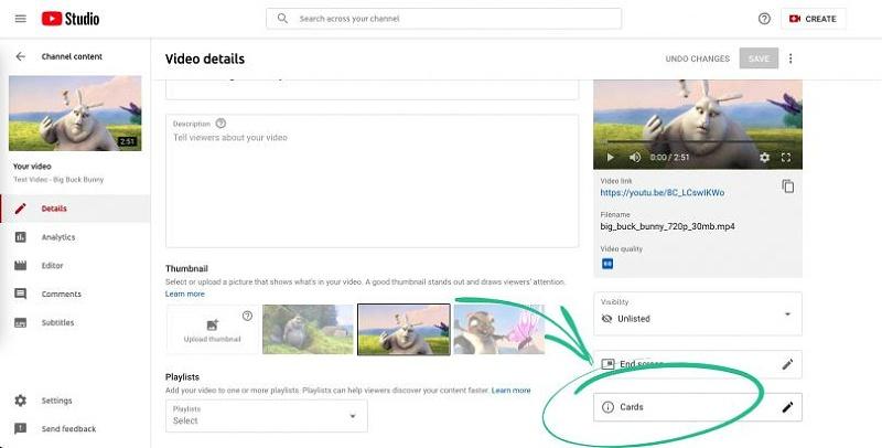 跟YouTube红人学营销:如何在视频中添加可点击卡片?