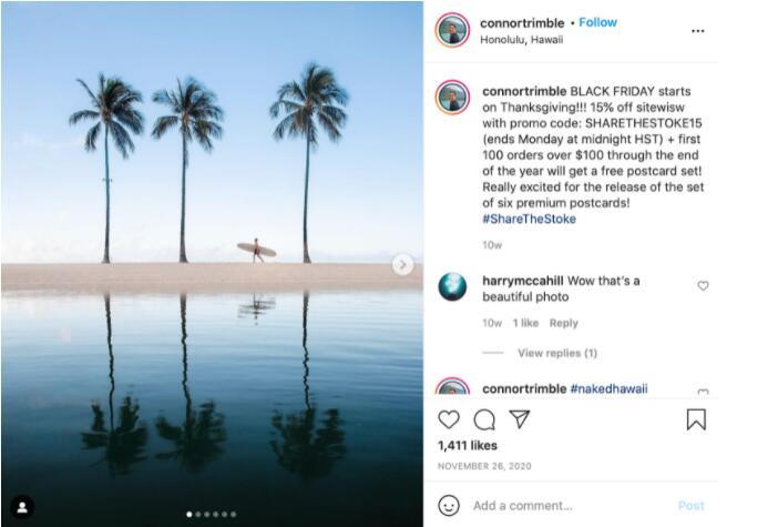Instagram海外网红营销