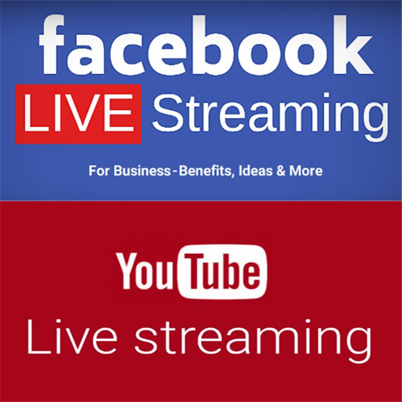 YouTube Live vs Facebook Live